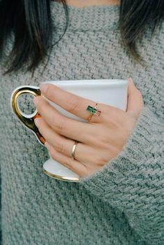 WATERMELON TOURMALINE – Lili Claspe Jewelry #liliclaspe