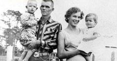 In Cold Blood: 1959 Walker family murders still unsolved as police fail to connect killers with Florida family In Cold Blood, Fiction Novels, Cold Case, Murder Mysteries, Us History, Strange History, Before Us, Serial Killers, True Crime