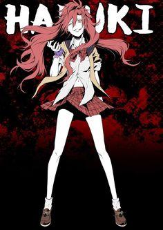 Haruki All Anime, Manga Anime, Anime Art, Yuri, Riddle Story Of Devil, Akuma No Riddle, Warrior Girl, Drawing Practice, Anime Shows