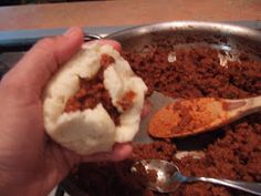 Easy Life Meal and Party Planning: Papas Rellenas, Little Italy Style