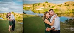 Epic Streamsong Resort Engagement Session — Tampa Wedding Photography // Sophisticated Fun Vibrant