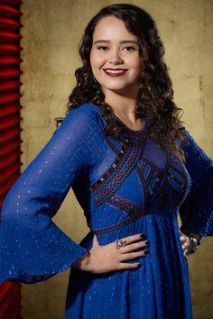 Hannah Kirby from Team Blake!