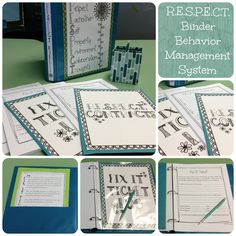 You and your students will love this behavior management system. :) Build mutual respect in your classroom this year.