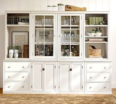Dining Room Wall Units - Home Remodeling Ideas