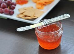 Easy red pepper jelly