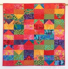 Post image for Quilting with the Oracle