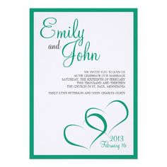 www wiltonprint com favor templates - two hearts one love matted calligraphy wedding poem
