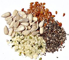 6 Amazing Seeds With Incredible Health Benefits
