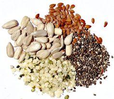 6 Amazing Seeds With Incredible Health Benefits