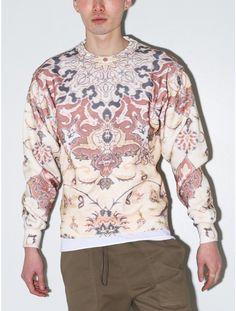 TPN rug print sweatshirt