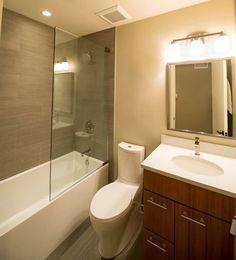 Kristen Petro Do You Have A Tub But Dislike Shower Curtainsor Those Sliding Doors That Are Impossible To Clean Consider Placing Clear Glass On