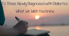 What you should know when newly diagnosed
