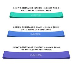 Most Durable Resistance Band Set!