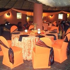 We invaded and ransacked the internet, and put together these lovely traditional African weddings to inspire your decor, and perhaps give you some ideas for a wedding you may be organizing. African Wedding Theme, African Theme, Reception Decorations, Event Decor, Reunion Decorations, Wedding Events, Wedding Reception, Wedding Ideas, Themed Weddings