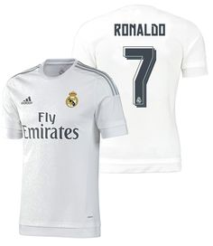 c7b55b9f53c 31 Best Real madrid jersey images | Real madrid football, Real ...