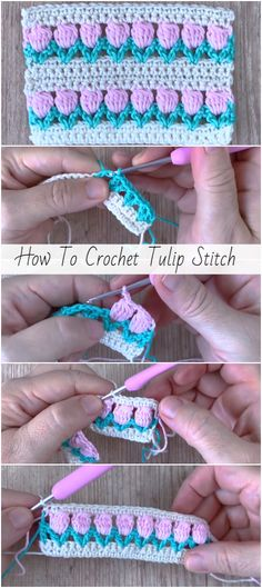 Ideas for crochet afghan easy crochet afghan easy free Crochet Stitches Patterns, Baby Knitting Patterns, Knitting Stitches, Sewing Patterns, Afghan Patterns, Easy Patterns, Pattern Ideas, Free Knitting, Stitch Patterns