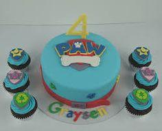 Afbeeldingsresultaat voor paw patrol cupcakes