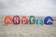 Andrea is a given name which is common in Worldwide. as a girl's name (also used as boy's name Andrea) It is of Greek origin, and the meaning of Andrea is manly, virile.