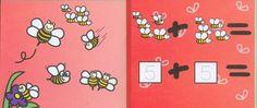 Bijen tellen met kleuters