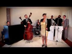 I Believe In A Thing Called Love - Vintage New Orleans-Style The Darkness Cover ft. Maiya Sykes - YouTube