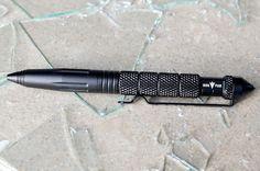 Glass Breaking Aluminum Tactical Pen