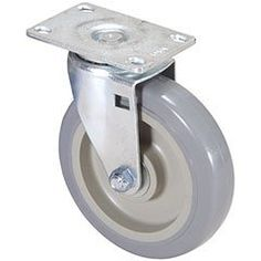 "5"" Swivel Caster 250 Lb. Capacity by Parts Express. $11.95. • 5"" Swivel Caster • Overall height: 5-3/4"" • Top plate: 2-1/2"" x 3-5/8"" • Bolt hole pattern: 1-3/4"" x 2-7/8"" slotted to 3"" • Ball bearing"