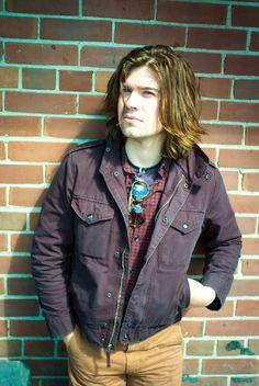 Zac Hanson is gorgeous