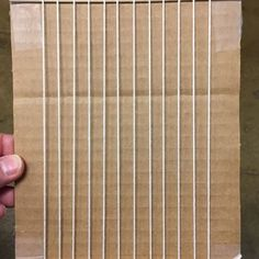 How to Weave on a Cardboard Loom: 9 Steps (with Pictures) Weaving Loom Diy, Loom Craft, Rug Loom, Hand Weaving, Circular Weaving, Rag Rug Diy, Cat Cross Stitches, Bead Loom Patterns, Tapestry Weaving