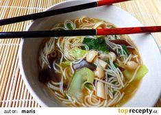 Pak Choi, Ramen, Ethnic Recipes, Food, Essen, Meals, Yemek, Eten