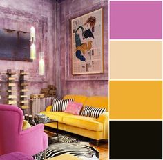 Everything You Need To Know About Decorating With Radiant Orchid - Casa Decor