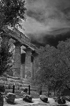 Tempio, Agrigento - Sicilia
