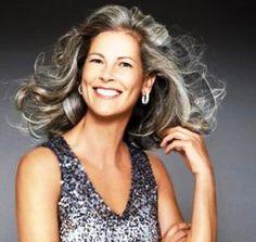 Cortes incríveis para cabelos grisalhos