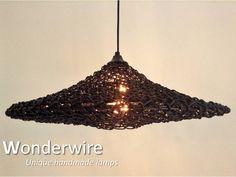 Een persoonlijke favoriet uit mijn Etsy shop https://www.etsy.com/listing/289190907/ufo-black-large-pendant-lamp-50cm