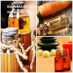 Καροτέλαιο [IVS - : www. Beauty Elixir, Hot Sauce Bottles, Remedies, Hair Beauty, Healing, Herbs, Makeup, Tips, Beauty