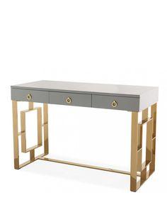 Rosanne Desk, Gray