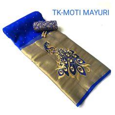 Designer , Embroidery , Organza Silk, Saree, Wholesale, Zari , Border, Pallu, Jacquard, Blouse, Trendzkafe, Manufacturer.