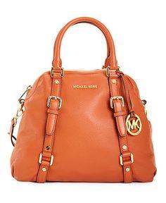Michael Kors Bedford Bowling Satchel amazing with this fashion bag! 2015  Michael kors B edford Handbags  Outlet Online shop   #Michael #kors #Bedford #Handbags  #Outlet #Online #shop