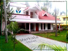 The best budget hotels in #VarkalaBeach #Kerala by the #NorthCliff  #VarkalaHotel #VedantaWakeUp! - #HelipadNorthCliff.