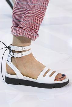 Модная обувь: фото 114 моделей с лондонской Недели моды 2017 | Мода | Выбор VOGUE | VOGUE
