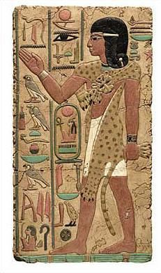 Egyptian Priest Relief | Museum Store Company gifts, jewelry and more