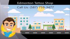 Edmonton Tattoo Shops
