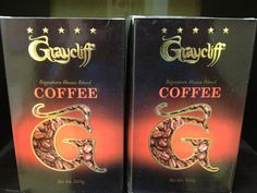 Graycliff Signature Blend Coffee Coffee Packaging, Bag Packaging, Cuban Coffee, Coffee Bags, Packaging Solutions, Blended Coffee, Pouches, Coffee Sacks, Coffee Sachets