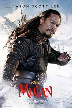 花木蘭(Mulan)poster