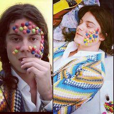 BØRNS says Candy is tasty 🎯🍭 EP CANDY #BØRNS #borns #børns #bornsmusic #Dopamine #garrettborns via #hhobbess
