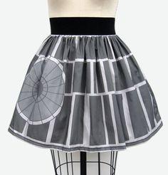 Death Star Skirt. Man I want this