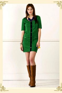 Color Trend: Green - Francesca's Collections