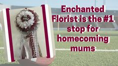 Pearland High School Homecoming Mums | Football Mums, Garters, Boutonnie...