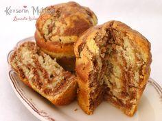 Muffin Tarifi Nasıl Yapılır? Kevserin Mutfağından Resimli Muffin tarifinin püf noktaları, ayrıntılı anlatımı, en kolay ve pratik yapılışı.