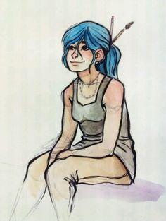 Blue Karou