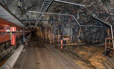 Tunneli Suomenlinnaan